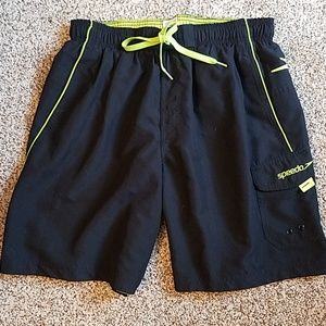LIKE NEW Speedo swim trunks
